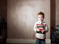 Chipul din perete care noaptea prinde viata. Drama reala a unui copil de numai 5 ani