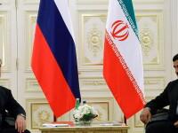 Rusia sare in apararea Iranului: