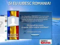 CABINA PRO TV: TU de ce iubesti Romania?