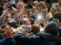 Discursul lui Obama, intrerupt de protestatari din miscarea Occupy Wall Street. Cum i-a impresionat
