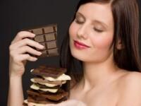 Efectul neasteptat al consumului de ciocolata in timpul curelor de slabire. Ce arata un studiu