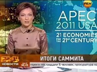 VIDEO. Gestul obscen facut in direct la o televiziune din Rusia, la adresa lui Barack Obama