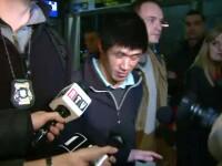Chinezul care a fugit din Romania dupa ce a ucis un om a fost adus in tara