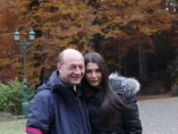 Traian Basescu a implinit 61 de ani. Mesajul de pe Twitter al Elenei pentru tatal sau. FOTO