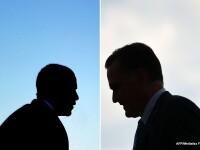 O femeie din Kenya si-a numit gemenii nascuti in ziua alegerilor din SUA Barack Obama si Mitt Romney