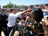 Daily Mail: Barack Obama isi datoreaza succesul