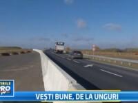 Ungurii au terminat autostrada de la granita cu Romania. De ce noi NU putem sa continuam proiectul