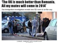 Guvernul britanic, indemnat sa se consulte cu Romania si Bulgaria in problema imigratiei