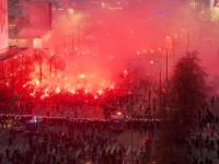 Capitala Poloniei, transformata in teatru de lupta de Ziua Independentei. 130 de persoane, retinute