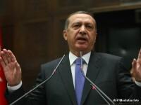 Premierul turc Recep Tayyip Erdogan acuza Israelul ca a incalcat armistitul cu gruparea Hamas