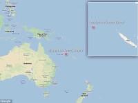 O insula cartografiata de Google Earth nu exista in realitate.
