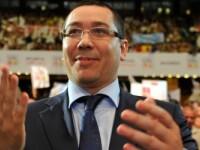 Ponta: Merkel merge des la Moscova, eu daca trec prin fata ambasadei aud ca sunt vandut Moscovei