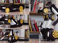 Cum arata primul robot Transformers real din lume. Jucaria ar putea deveni o masina pana in 2030