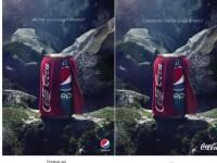 Razboiul reclamelor dintre Pepsi si Coca Cola nu ia pauza nici de Halloween