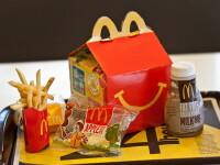 Surpriza din mancarea de la McDonald's:
