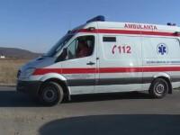 Doua femei in ultima luna de sarcina, duse la spital de pompieri. Una a nascut dupa zece minute