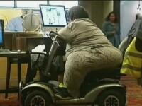 Un francez nu a fost lasat sa urce in avion pentru ca este obez. Cum a ajuns acasa, din SUA
