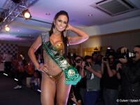 Cum arata tanara care a castigat concursul pentru cel mai frumos posterior din Brazilia. FOTO