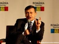 Crin Antonescu: Poate Basescu era mai bun de prim-ministru, in loc sa fie doua mandate presedinte