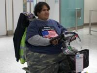 Cosmarul unui francez. O companie aeriana si una de tren au refuzat sa-l ajute pentru ca e prea gras