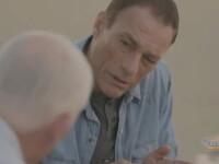 Povestea din spatele cascadoriei facute de Jean Claude Van Damme pentru Volvo. VIDEO