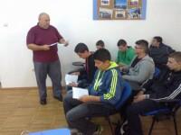 """Calatorie pe """"undele electromagnetice"""", pentru elevii din Arad. Au aflat istoria telecomunicatiilor"""