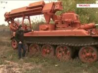 Duminica, la Romania, te Iubesc: Cum a ajuns un sef al Padurilor sa cumpere un... tanc, la suprapret