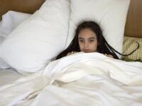 Ce a gasit o femeie in patul fiicei sale de 12 ani.