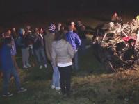 Accident tragic in Brasov. Un sofer a murit, dupa ce masina pe care o conducea a intrat sub un TIR