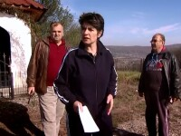 Povestea Simonei Niculescu, femeia care a dat in judecata Primaria ca sa-i asfalteze drumul si a castigat
