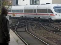 Greva fara precedent in Germania a conductorilor de la Deutsche Bahn starneste ingrijorare in Europa