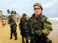 Primele imagini cu puscasul marin care l-a ucis pe Osama bin Laden. Liderul Al Qaeda a fost impuscat in cap de trei ori