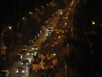 Romanii au iesit cu miile in strada cu doua zile inainte de alegeri. Imagini cu protestele din tara. FOTO SI VIDEO