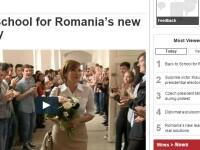 Cea mai citita stire pe Euronews: \