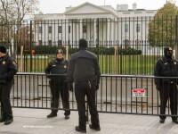 Secret Service a retinut un barbat care ar fi incercat sa patrunda in Casa Alba. In masina avea un cutit si munitii