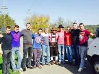 Aduna bani pe Facebook iar apoi ii ajuta pe oamenii sarmani din Romania. Gest emotionant al unor romani stabiliti in Germania
