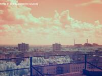 Cum arata un oras dupa Apocalipsa. Prima filmare cu drona de la Cernobil, la 28 de ani de la accidentul nuclear