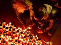 Incendiul din Colectiv. Numarul mortilor a crescut la 31. Presedintele Poloniei a depus flori la locul tragediei