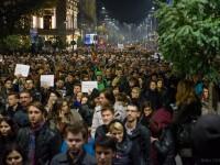 GALERIE FOTO: Imaginea valului care vine peste coruptia din Romania. 25.000 de oameni cer DEMISIA intregului sistem