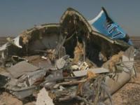 Avionul rus prabusit in Egipt ar fi fost doborat de o bomba a ISIS. Reactia premierului Marii Britanii