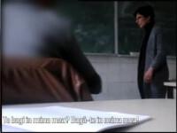 O profesoara din Tulcea a fost filmata in timp ce lovea un elev.