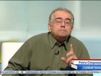 Omul care aduce cartea: Petru Cimpoesu, \