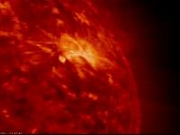 Imagini spectaculoase surprinse de NASA, in timpul unor eruptii solare. Ce s-ar putea intampla in urmatoarele zile
