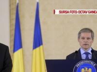 Premierul Dacian Ciolos are la dispozitie 10 zile pentru a forma Guvernul: