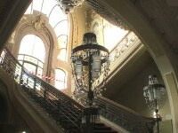 Cazinoul din Constanta, deschis dupa 8 ani vizitatorilor. Motivul pentru care nimeni nu poate urca la etajul cladirii