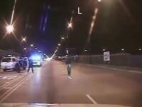 Imagini socante publicate de autoritatile din SUA. Un tanar de culoare este impuscat de 16 ori de un politist alb. VIDEO