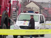 Descoperire socanta in Cluj. Trupul dezbracat al unei femei a fost gasit plutind in Somes: politia a deschis o ancheta