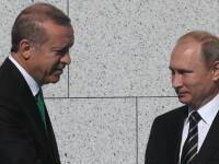 Turcia se retrage temporar din campania impotriva ISIS. De ce au asteptat turcii 17 secunde pentru a dobori avionul rusesc?