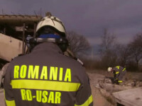 Cum actioneaza prima unitate speciala de salvare din Romania. Echipa pregatita de ONU ce poate interveni oriunde pe glob