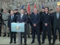 Premierul Serbiei a cerut sa faca testul cu detectorul de minciuni pentru a isi demonstra nevinovatia intr-un caz de santaj